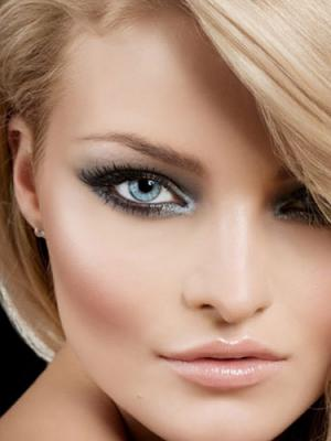 Самый сексуальный макияж для блондинки