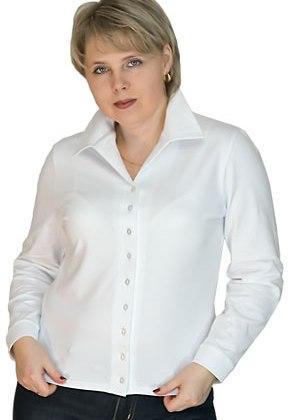 Купить Блузку С Воротником Апаш