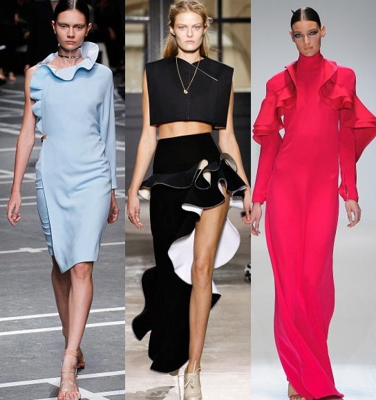 Модные тенденции:весна-лето 2013